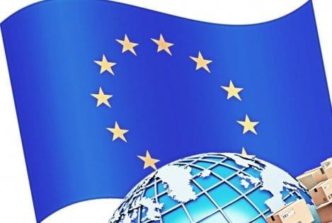 Доставка груза из Европы